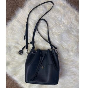 Michael Kors Black Bucket shoulder bag